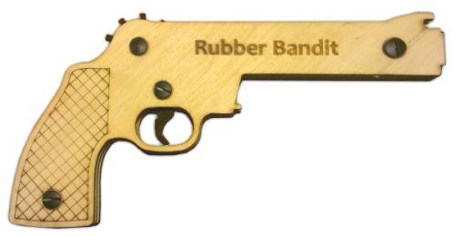 Revolver Pistol (8 Shots)