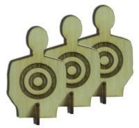 Torso Targets - Pack of 3
